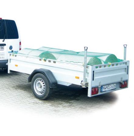 Lastnät för släpvagn 1,4 x 2,3m
