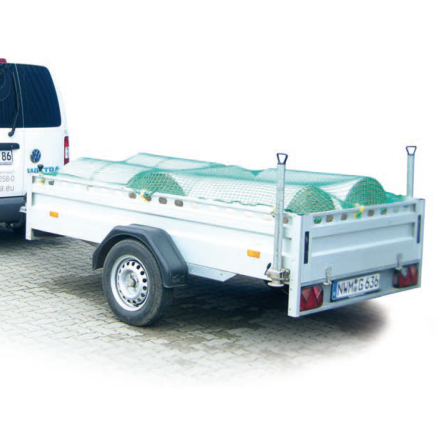 Lastnät för släpvagn 1,5 x 2,7m
