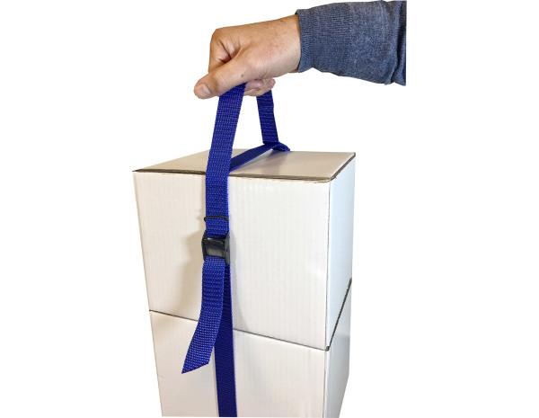 Handtagsband 2,0m blå