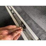 M8 spårmutter för förankringsskena Mercedes V-klass / Vito / Viano
